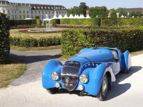 Retro Classics Meets Barock 2014, Peugeot Darl Mart Sport, Baujahr 1937, Gewinner Außergewöhnlichster Rennwagen
