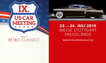 US Car Meeting Stuttgart