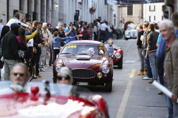 Auf den Spuren der Mille Miglia